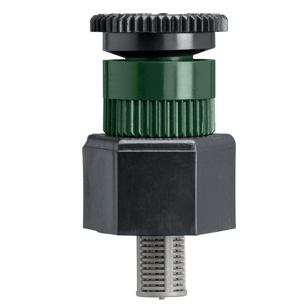 Orbit 8 ft  Adjustable Pattern Shrub Head Sprinkler in 2019