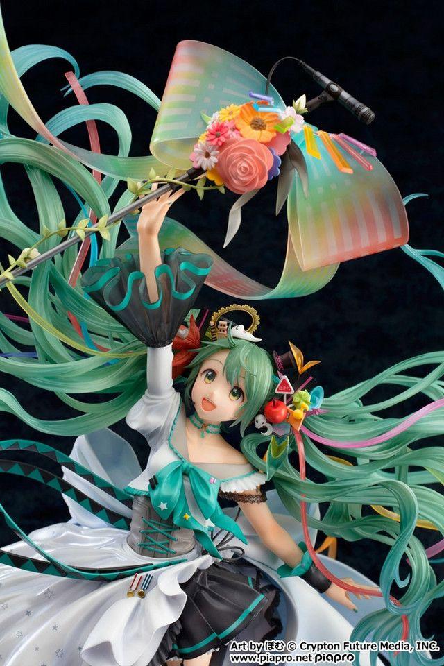 Crunchyroll GSC's Hatsune Miku Memorial Dress Version