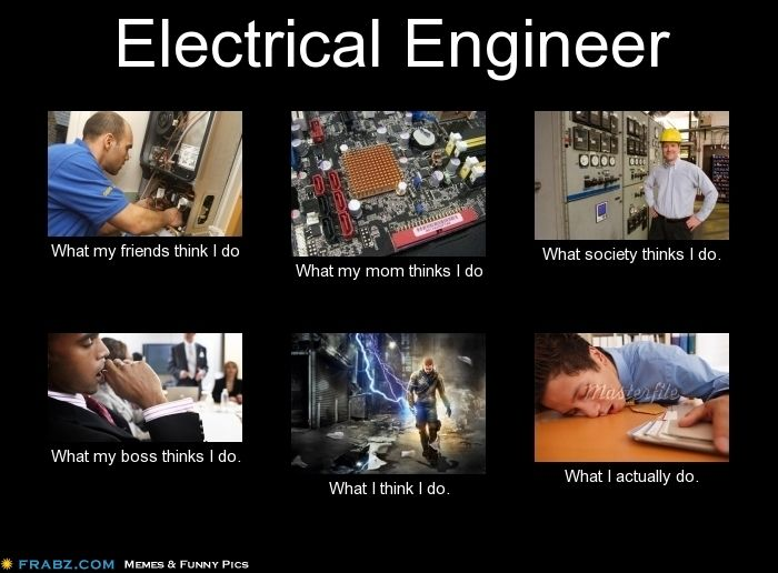 Electrical Engineer With Images Engineering Humor Electrical