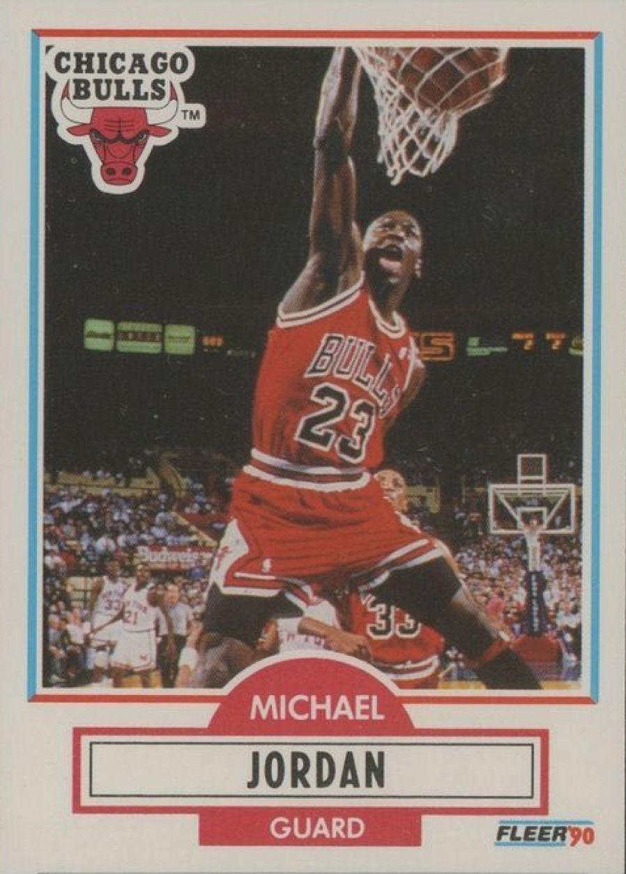 Pin by robert darrow on basketball cards michael jordan