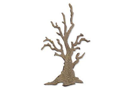 Sizzix - Tim Holtz - Bigz Die - Alterations Collection - Die Cutting Template - Branch Tree         Scrapbook.com        $15.99