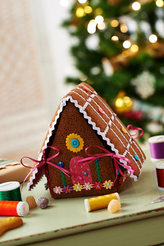 Learn to make this ly gingerbread house sewing box in the ... on text box, church box, pig roast box, fireplace box, tiramisu box, cookie dough box, candy box, biscotti box, fudge box, halloween box, ornament box, panettone box, rose box, cupcake house box, gumbo box, giveaway box, brownies box, butterfly box, ginger box, icing box,