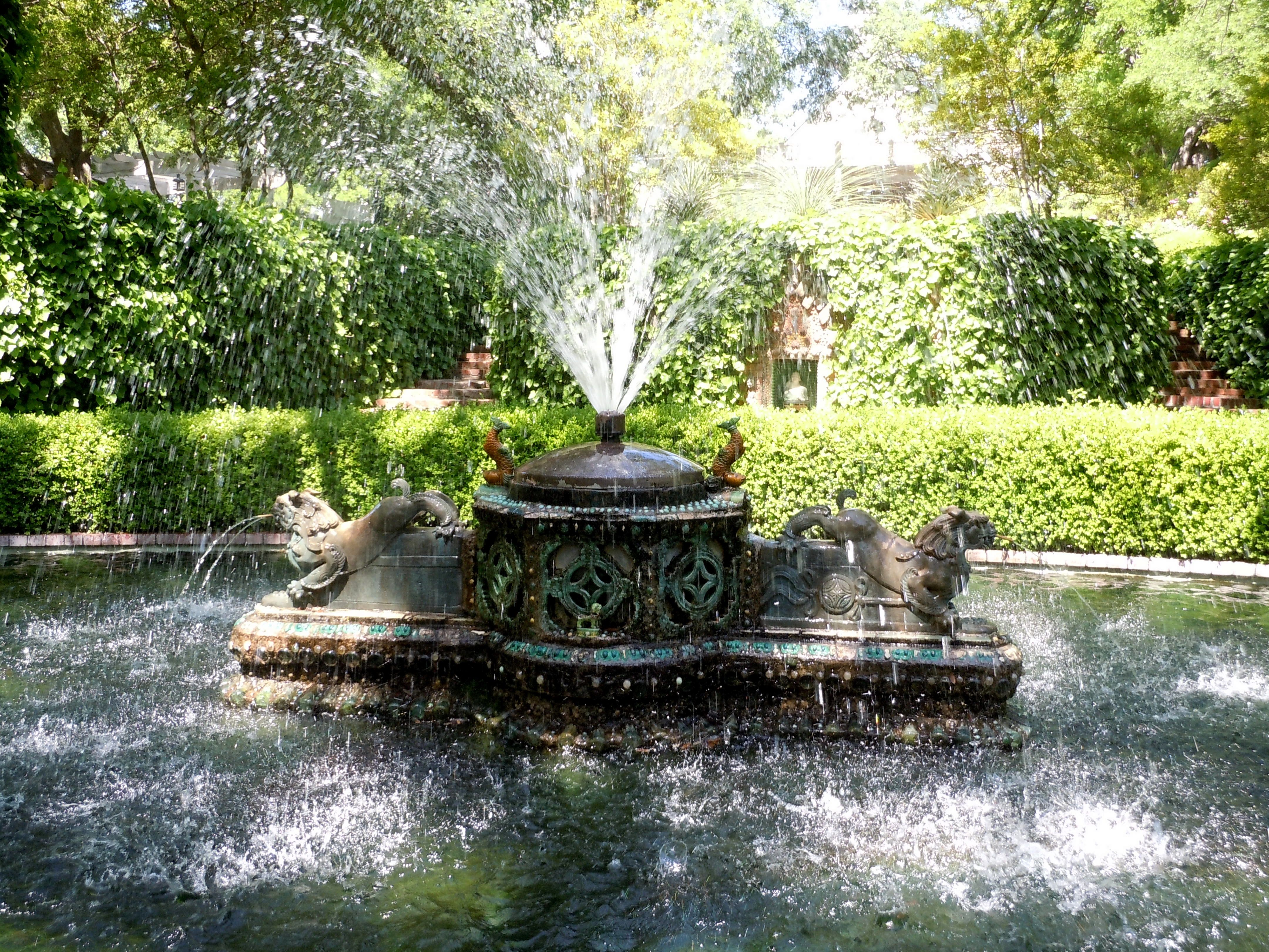 Delightful Diversion Chandor Gardens Weatherford Texas Photos Pinterest Texas And