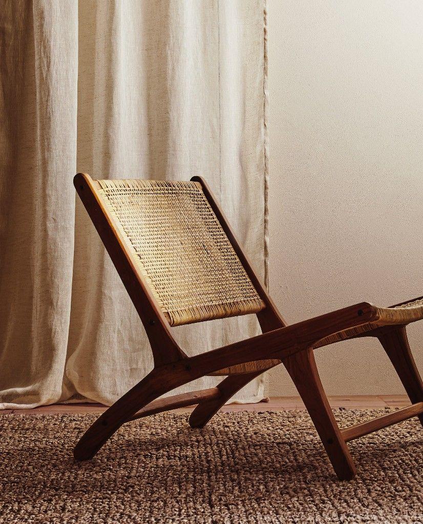 Epingle Par J D Sur Appartement A Paris Chaise Rotin Mobilier De Salon Meuble Salon