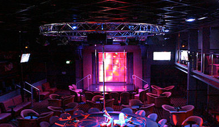 Las Vegas lap dance club offers drive-through social