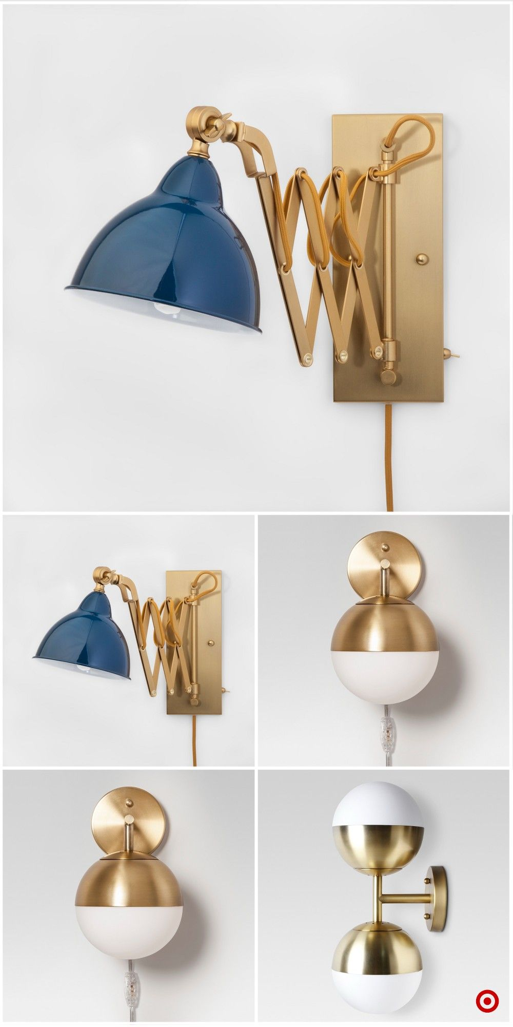 Shop Target For Wall Lights You Will Love At Great Low Prices