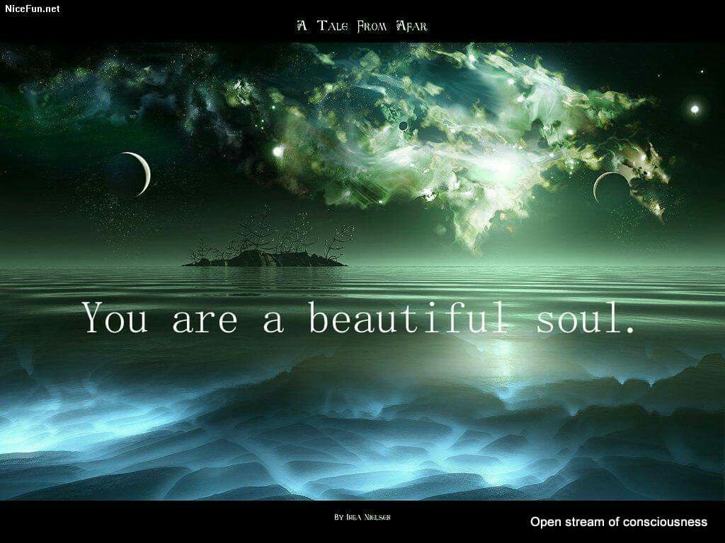 Beautiful Soul Quotes You Are Beautiful Soulquotes  Law Of Attraction  Pinterest