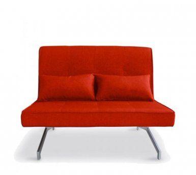 Canape Convertible Bz Design 2 Places Marco Couleur Rouge Jk036 2 T17 Rouge Petit Canape Convertible Canape Design Petit Canape