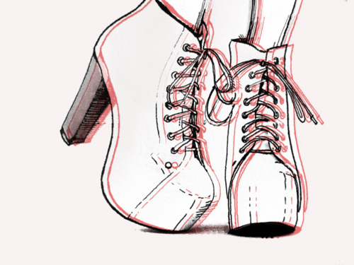 Just Shoes Cute Fashion Illustration Vintage Shoes Drawing Vintage Drawing