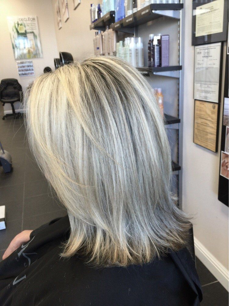 Salon 88 San Jose Ca United States Blonde Highlights