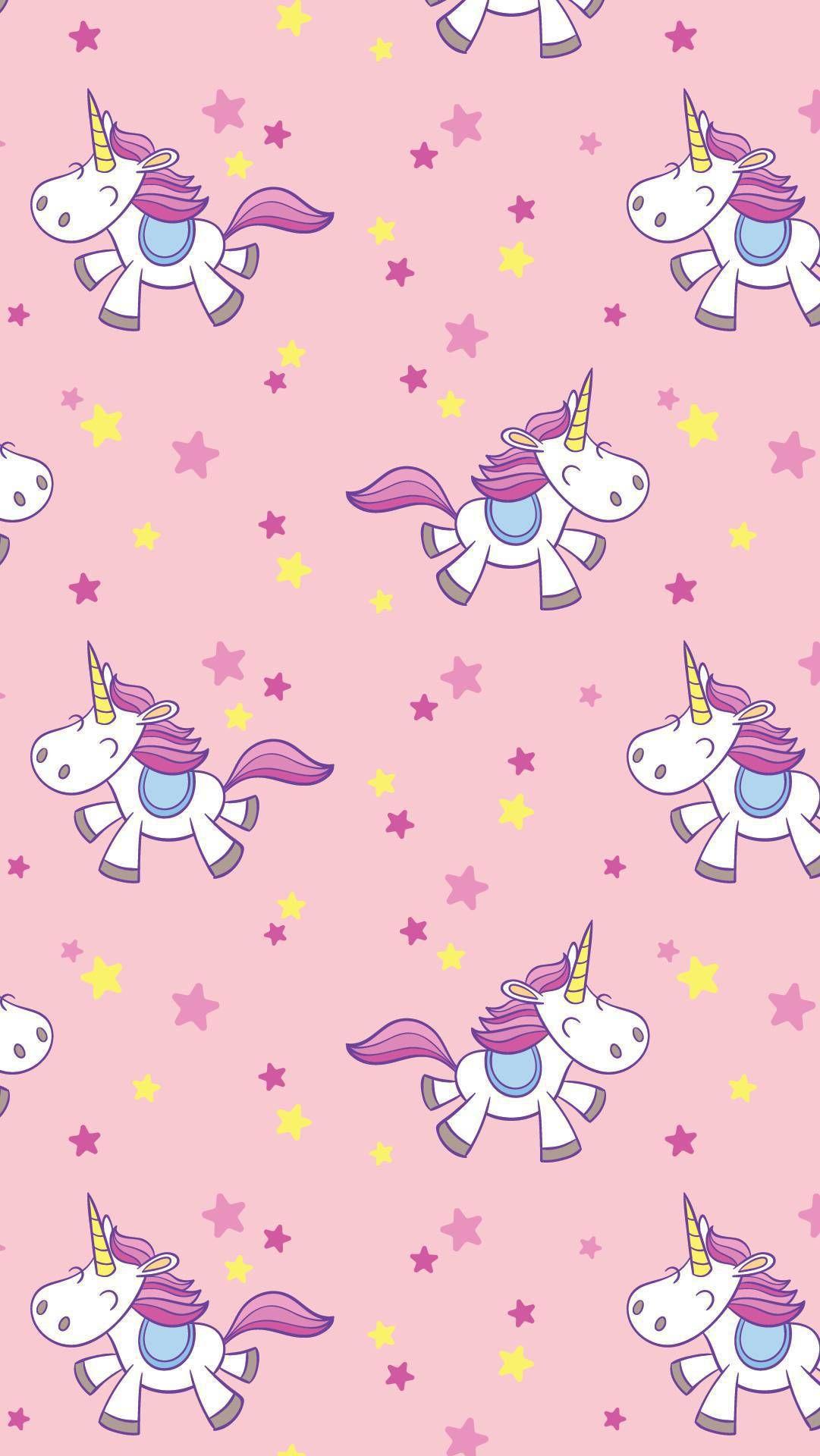 Wallpaper De Unicornios Fofos Para Celular E Whatsapp Unicorn