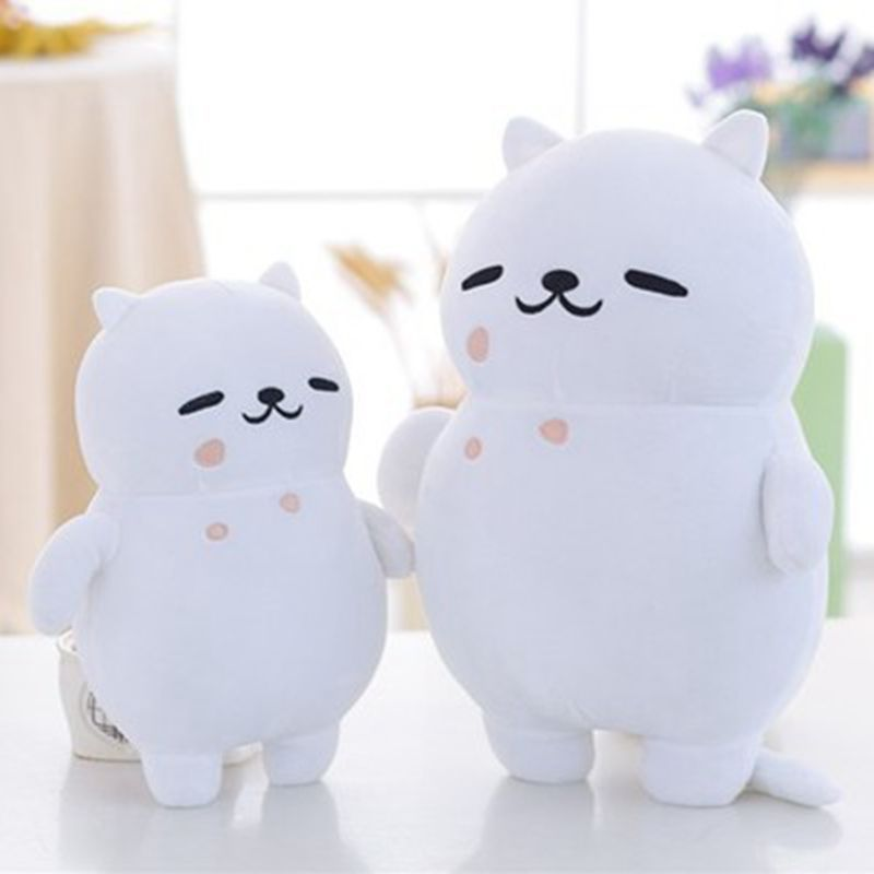 22cm 32cm Game Neko Atsume Cute Cat Plush Stuffed Animal Toy Doll