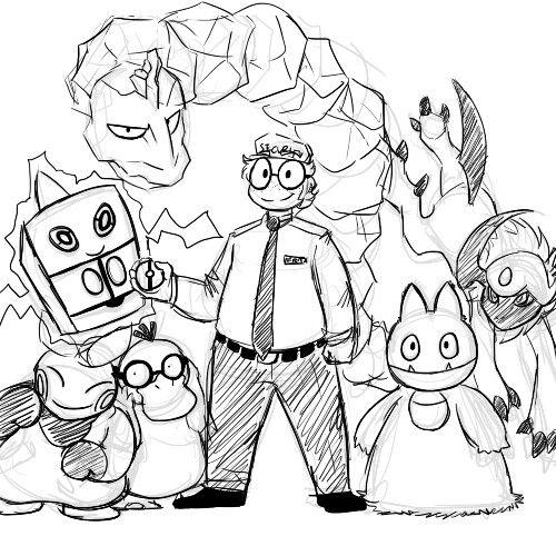 Fritz Smith Pokemon