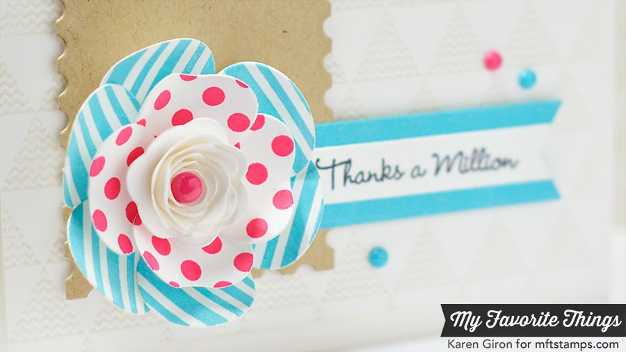 the sweetest thing...: MFT Creative Challenge | Jazz Up Your Blooms