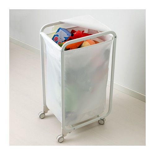 algot laundry bag with frame casters ikea closet. Black Bedroom Furniture Sets. Home Design Ideas