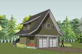 Garage Apartment Plans, apartment garage plans | Home plans ...