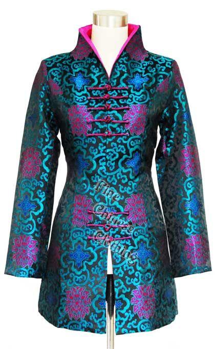 love these jackets Blouse Batik 9ee873398c