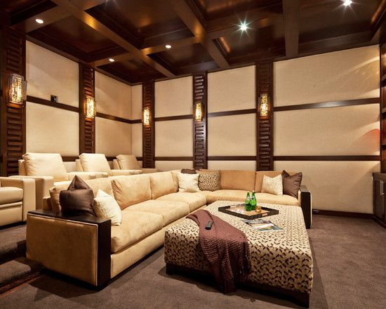 Media Room Design, Pictures, Remodel, Decor and Ideas - page 12 ...
