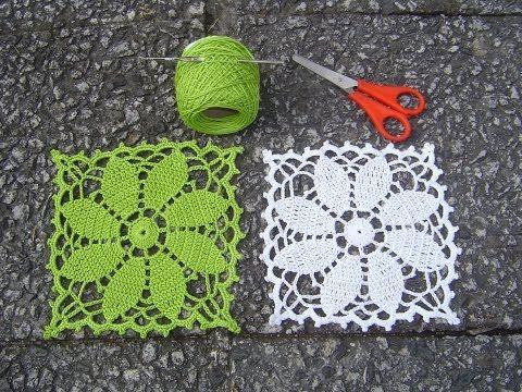 Cuadrado A Crochet Paso A Paso En Espanol Tejido En Punto Garbanzo O Puff Para Colchas Youtu Cuadros A Crochet Posavasos De Ganchillo Cuadrados De Ganchillo