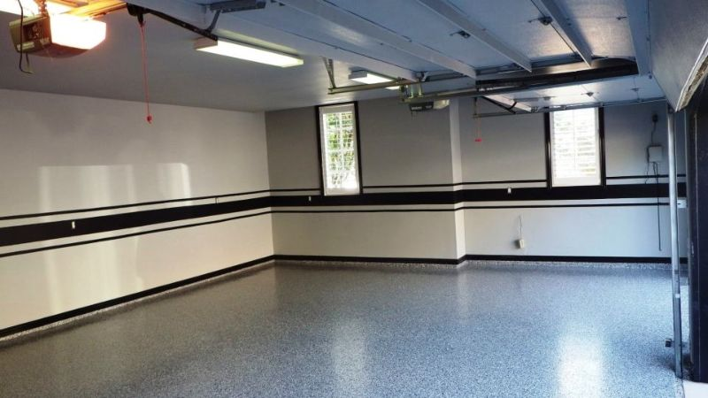 45 Simple Garage Paint Colors Ideas And Design Images Garage Paint Colors Garage Paint Painted Garage Walls