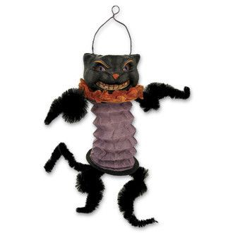 Fierce Cat Lantern