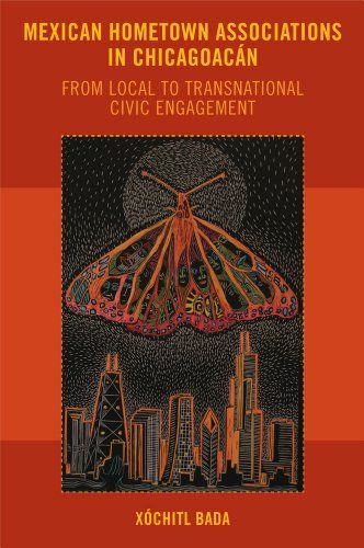 Mexican Hometown Associations in Chicagoacán: From Local to Transnational Civic Engagement (Latinidad: Transnational Cultures in the United States) by Xóchitl Bada http://www.amazon.com/dp/0813564921/ref=cm_sw_r_pi_dp_zfYQtb0HG1D9EVRN