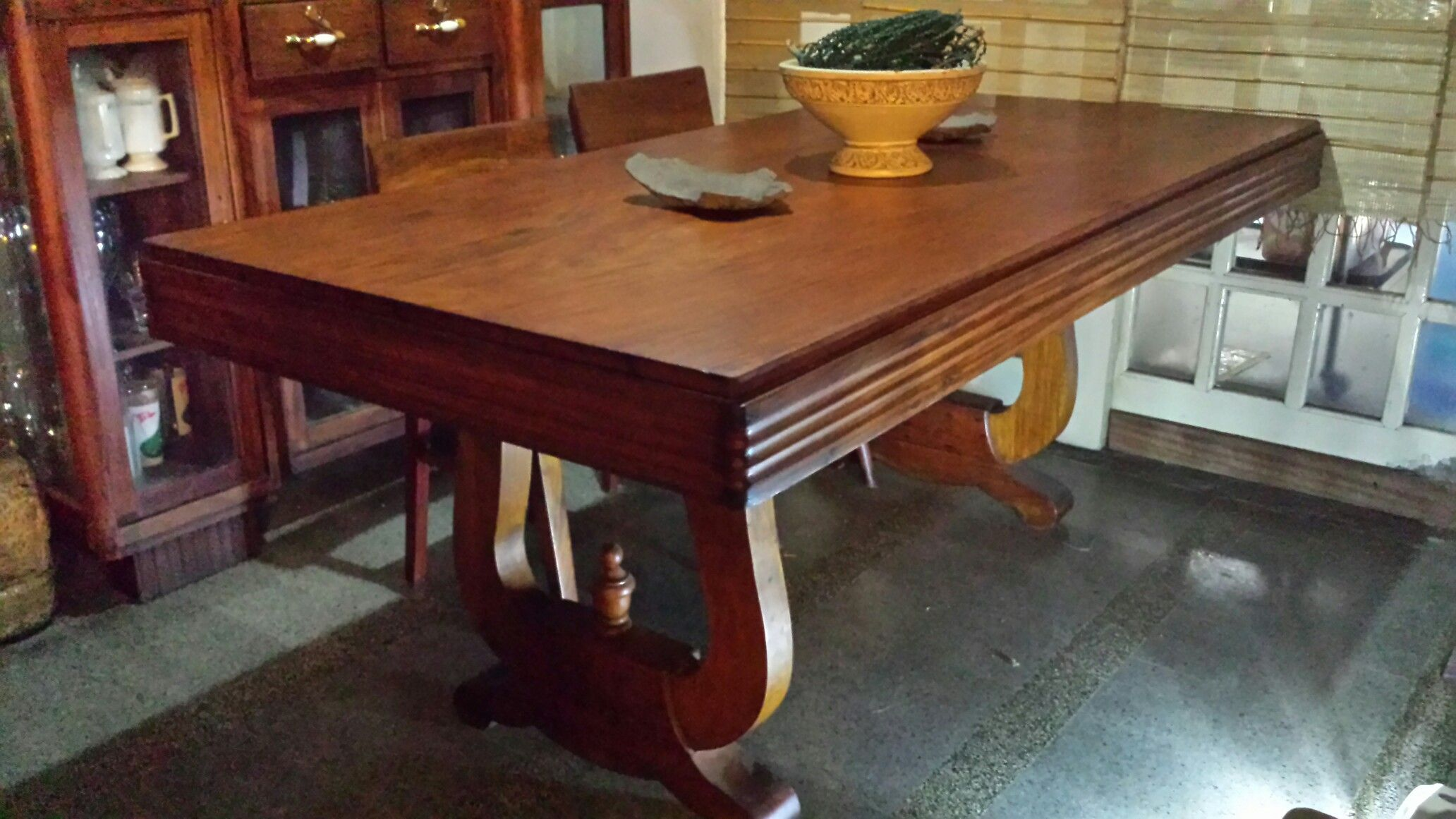 Narra Dining Table Lunti Furniture