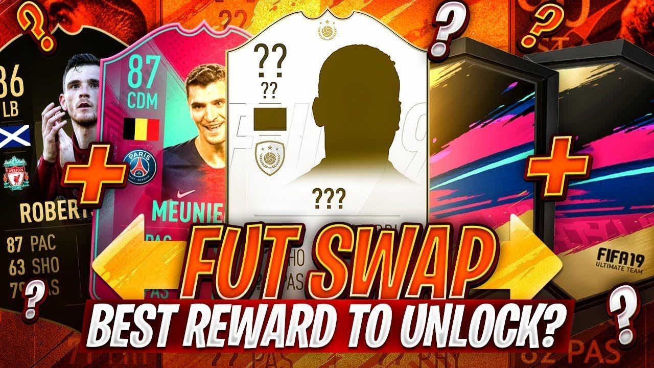 WHO TO GET FUT SWAP APRIL! BABY ICON? FIFA 19 Baby icon