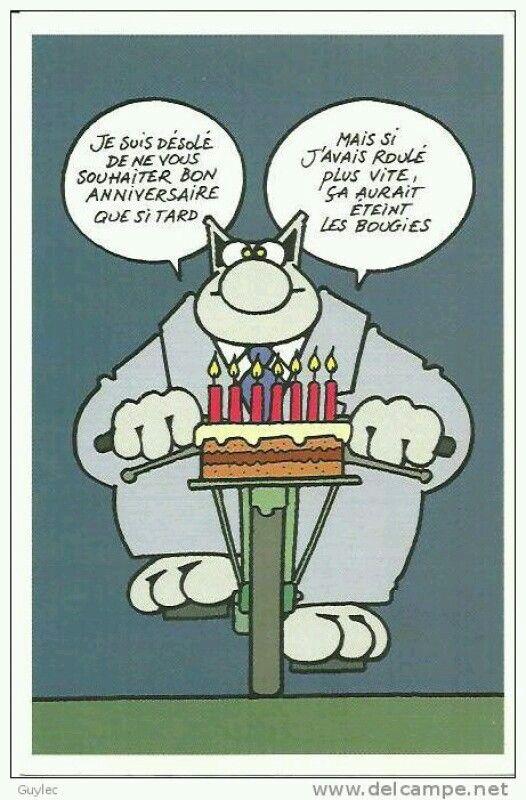 Image Bon Anniversaire Humour