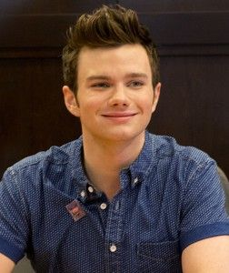 Me too all Chris colfer pics are cool and this one that u showed me I have it on my phone