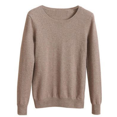YuooMuoo High Quality Cashmere Sweater Women Winter Pullover Solid ...
