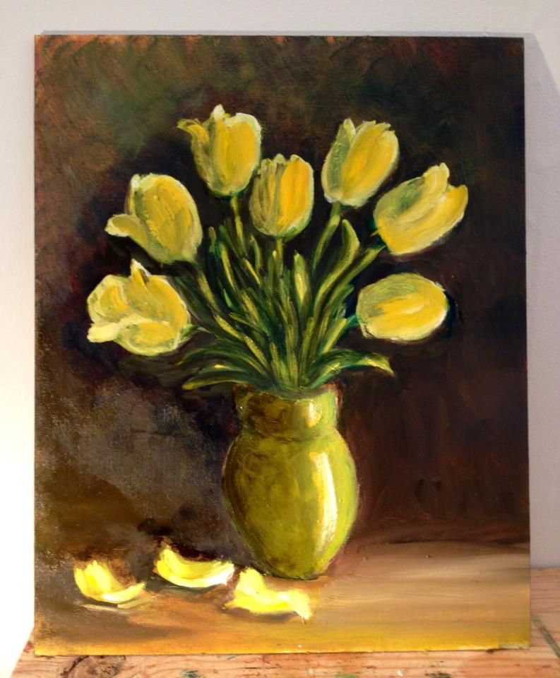 """ TULIPES - TULIPS "" - Michel Pasteur http://www.acooparts.com/2013/04/tulipes-tulips-michel-pasteur.html"
