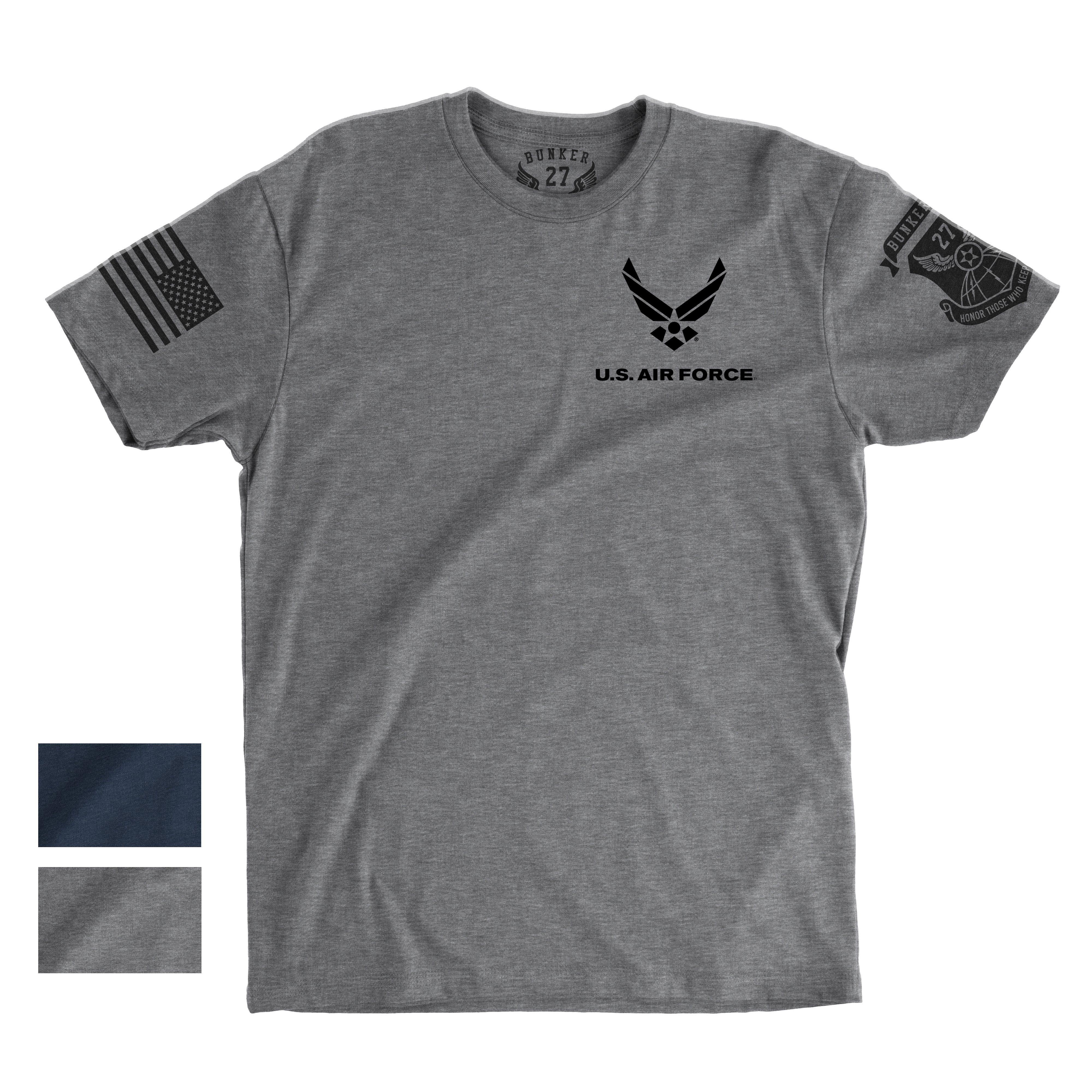 Official U.S. Air Force Logo TShirt Air force clothing