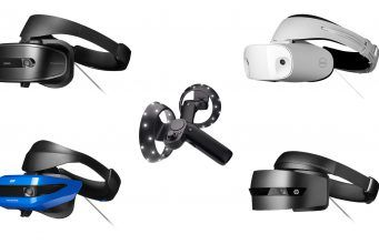 Windows Vr Headset And Controller Bundles Launch This Holiday Starting At 400 Vr Headset Discount Windows Headsets