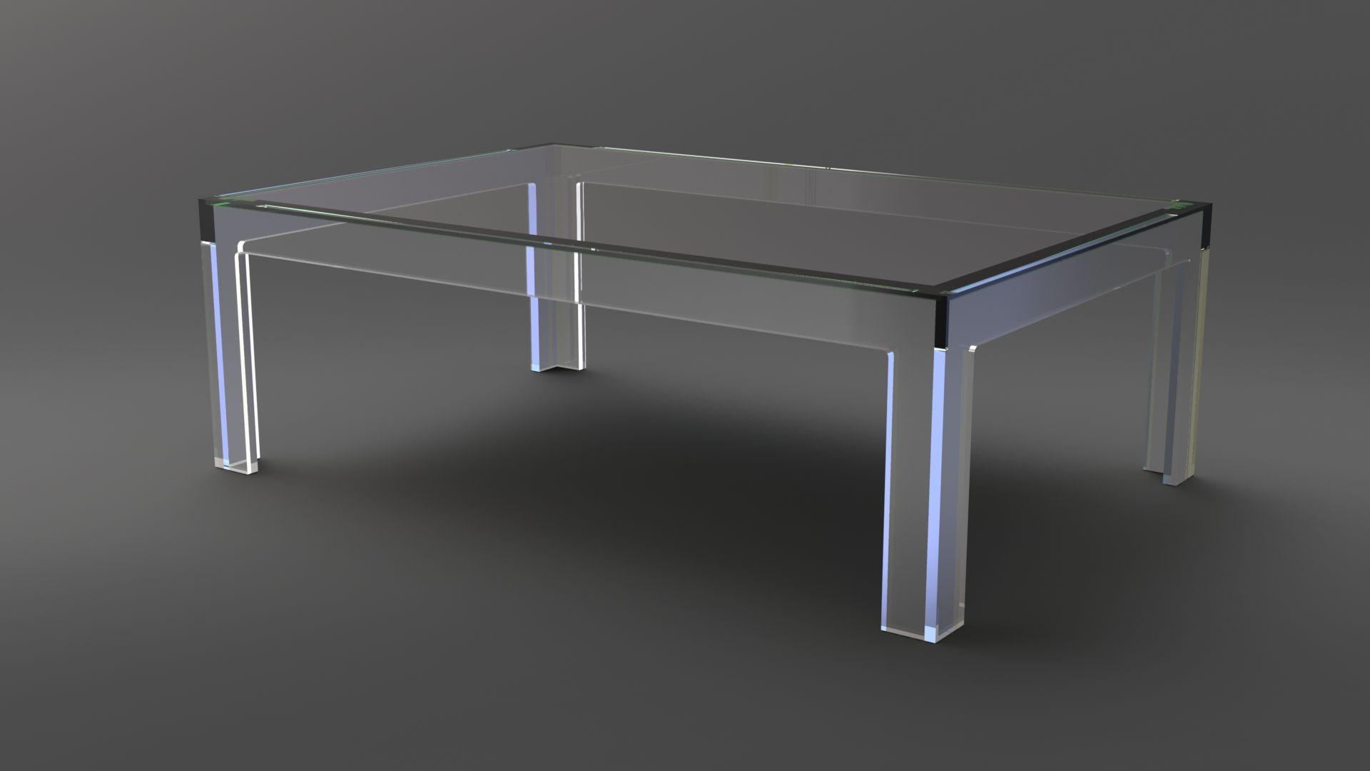 Studiocarew Com By Carewjones Maddox Coffee Table In 20mm Thick Acrylic With An Inset 10mm Thick Glass Top Coffee Table Acrylic Coffee Table Glass Furniture [ 1080 x 1920 Pixel ]
