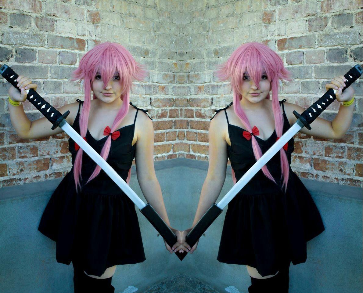 Dress up yuno gasai - Gasai Yuno Black Dress Cosplay C