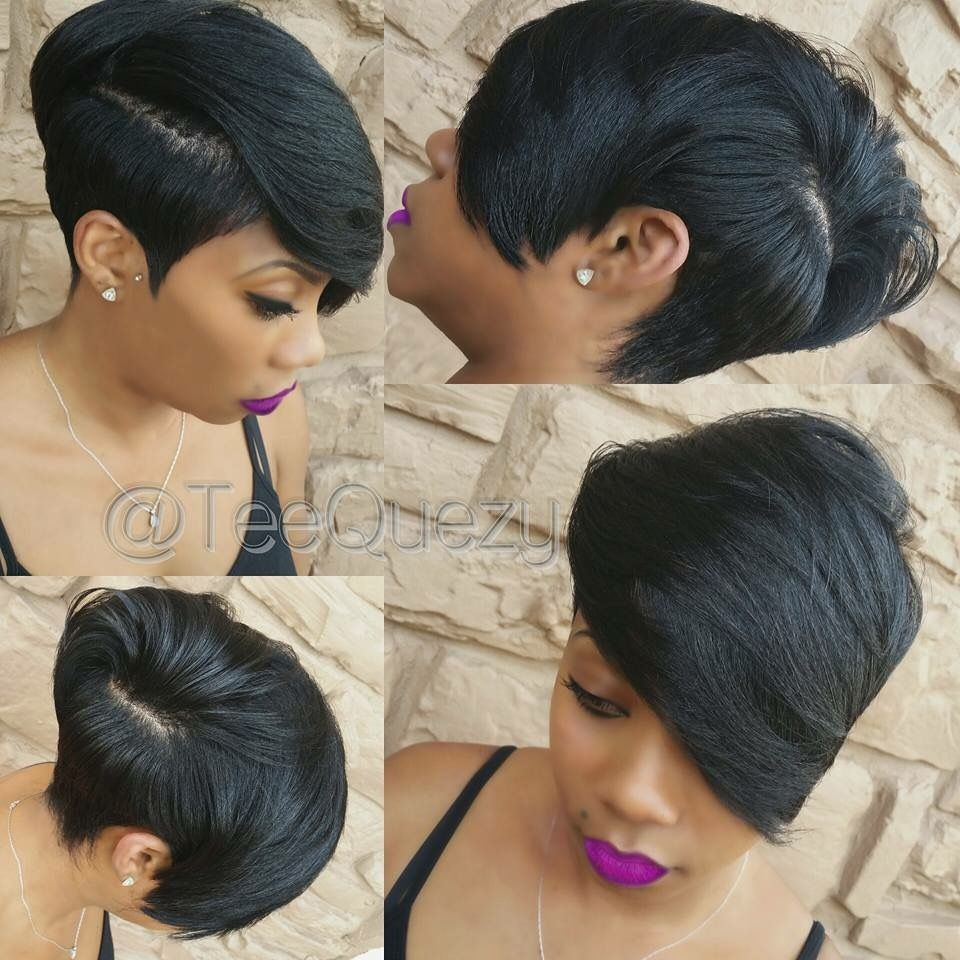 This Style Is Everything Short Hair Styles Short Sassy Hair