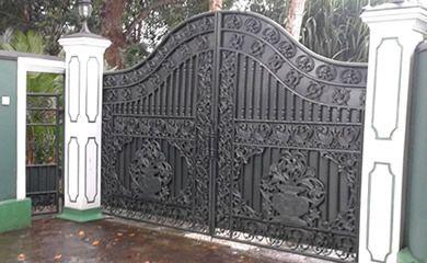 Steel Grill Design Sri Lanka Steel Gate Design Sri Lanka Steel Railing Sri Lanka Gate Designs Metal Gates In Sr Gate Design Fence Design Security Gates