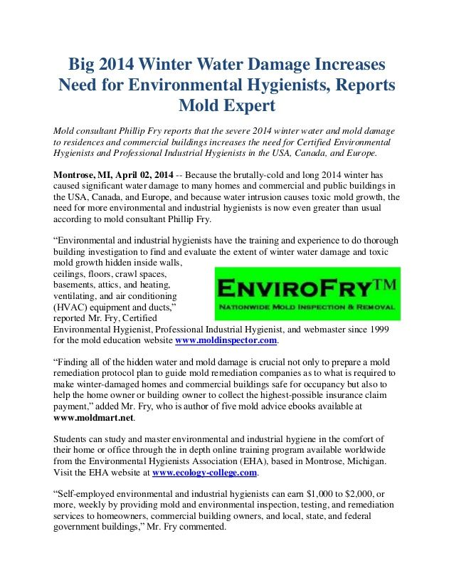 Pin by PressReleaseCircle on EnviroFry   Get rid of mold