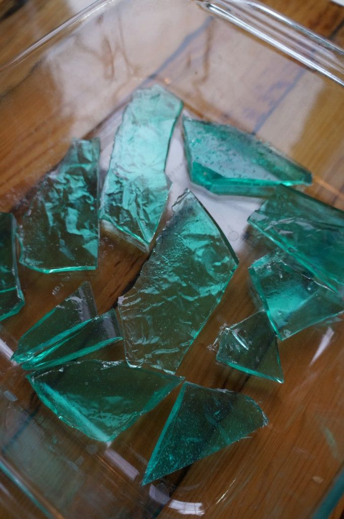 Easy Tutorial for making rock candy at