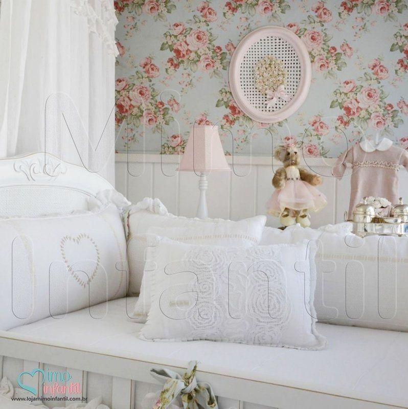 Papel de Paredes para decoração de quarto de bebê e infantil 811016, REF81101