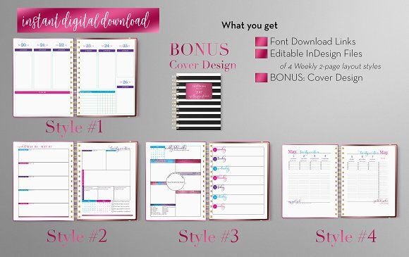 Calendar Template  Create A Fun OptIn Freebie For Your Email List