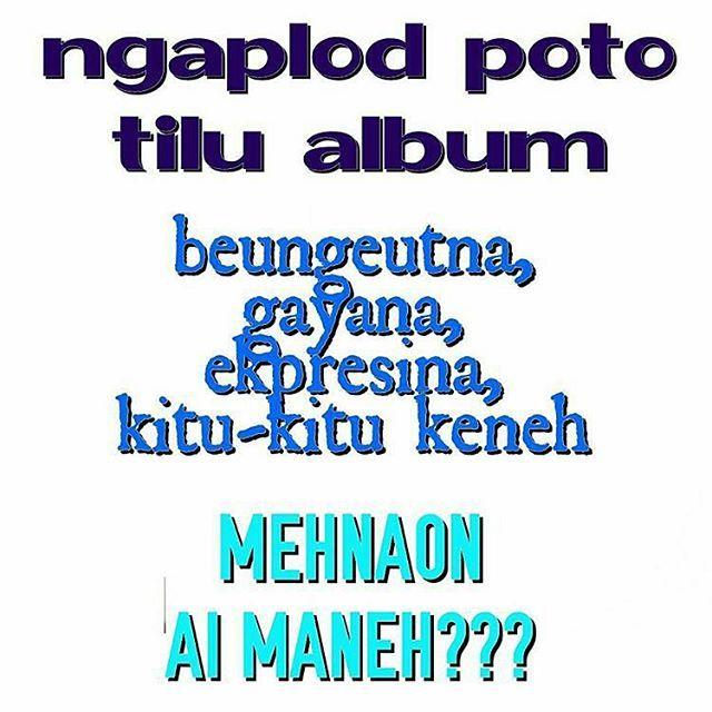 Dp Bbm Bahasa Sunda Sindiran Lucu