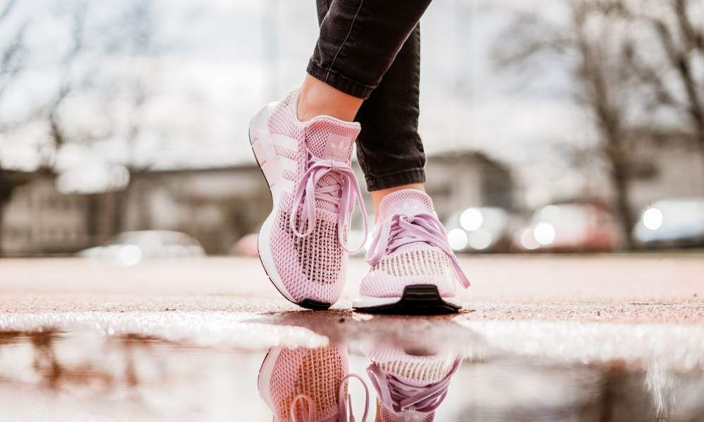 official photos 10e72 2c08b adidas - Swift Run W (pink  weiß) - CQ2023