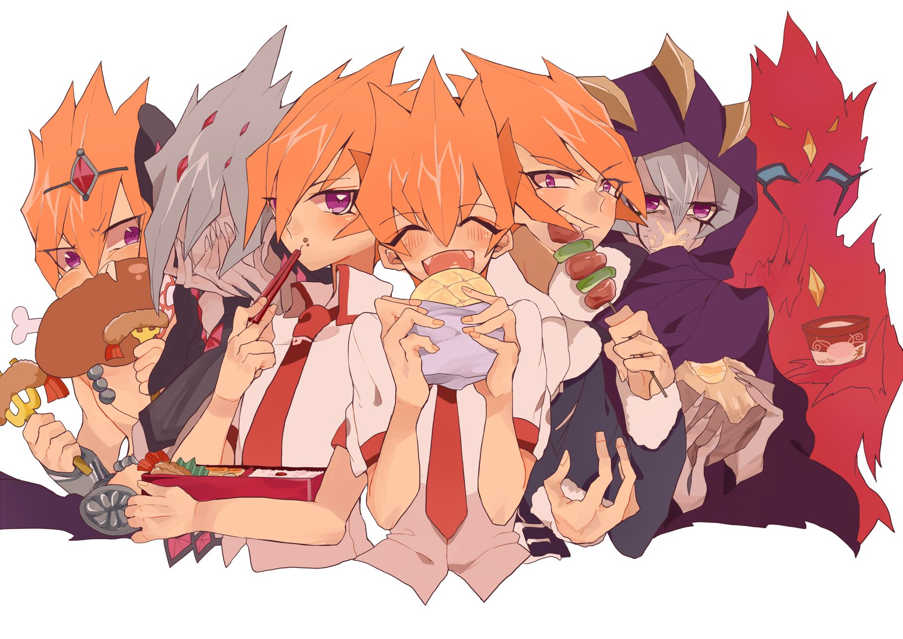 vector is my favorite barian (With images) Yugioh, Anime