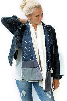 L écharpe Zip   Bijoux Youpla   accessoires 1de21131bac