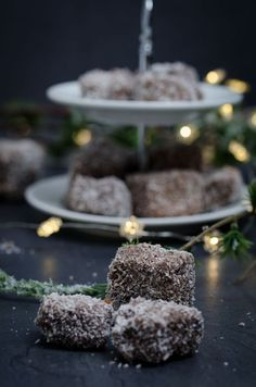 Photo of Rauhigeln (Coconut Cubes) – Baking Barbarine