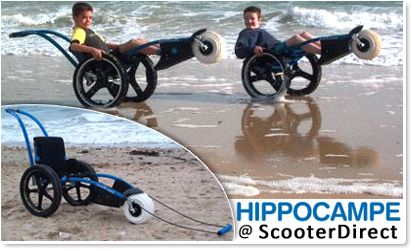 hippocampe all terrain wheelchair – All Terrain Chair