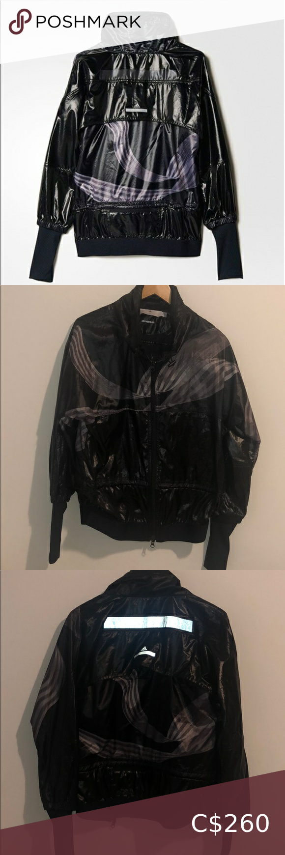 Stella McCartney Adidas Climastorm AX6991 Jacket