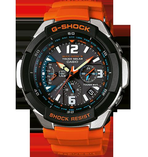 15f3fc95101 CASIO G-SHOCK Reloj - GW-3000M-4AER rojo o rosa